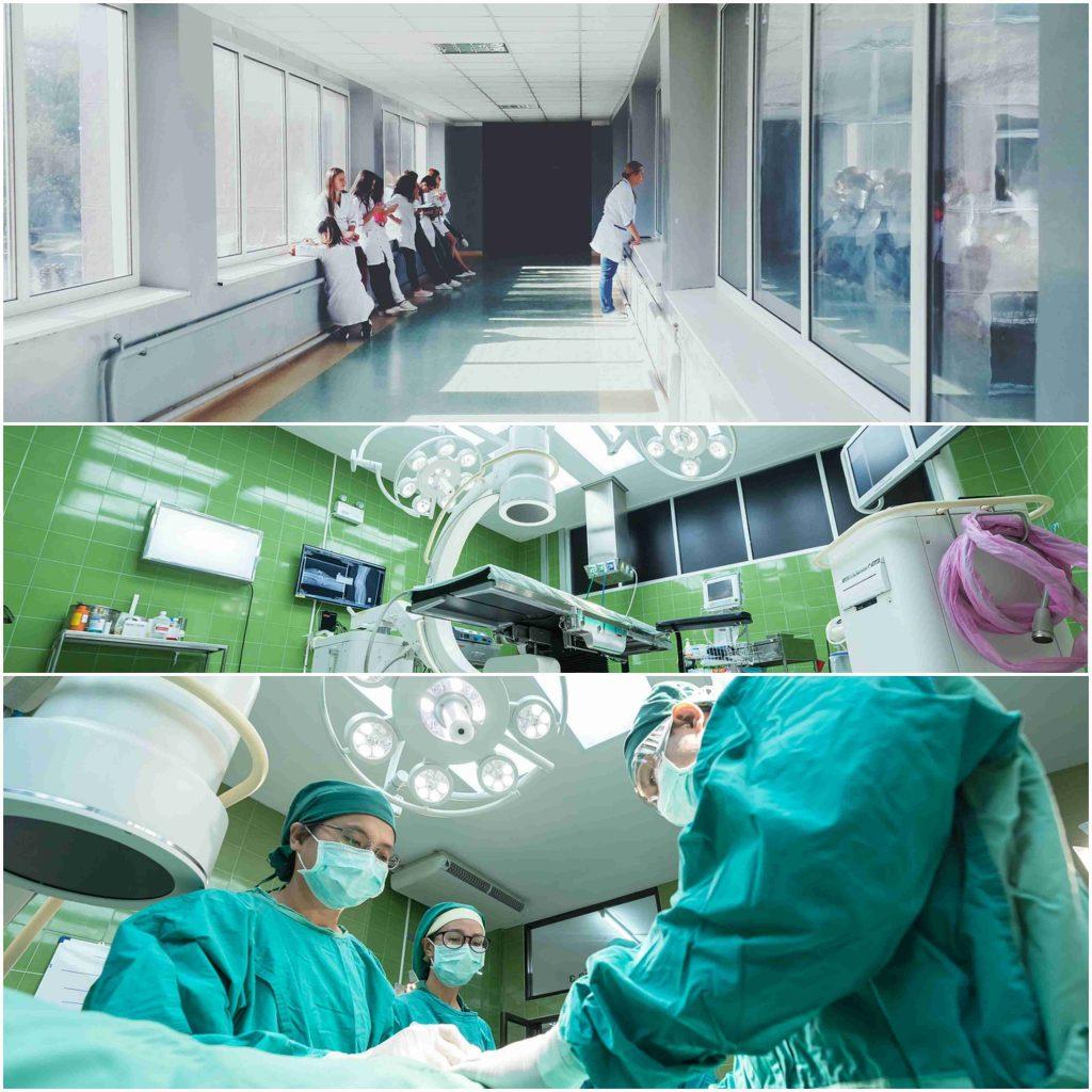 Prototipar en un hospital