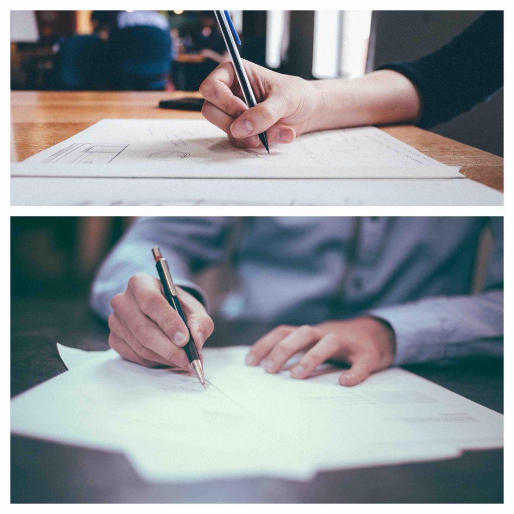 El Handwriting es una herramienta muy potente para utilizar en tu proceso de diseño