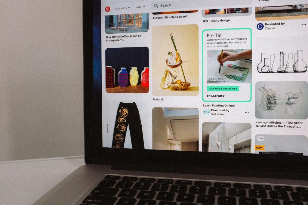 Qué es un Moodboard y cómo usarlo en Design Thinking