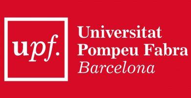 Logotipo de Universidad Pompeu de Fabra, cliente de Design Thinking España
