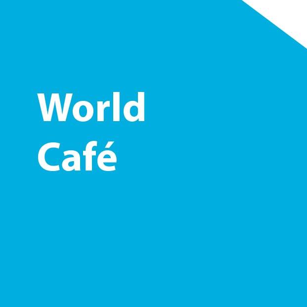 El World Café dentro de un proceso de Design Thinking
