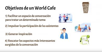 Qué es el World Café y para quñe sirve